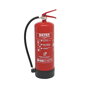 Firechief Xtr 9L Water Extinguisher (FXW9)