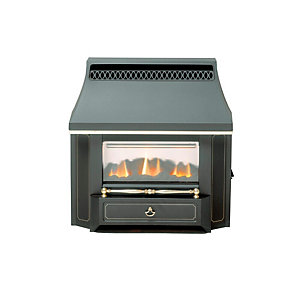 Valor Black Beauty Slimline Natural Gas Fire 0534101