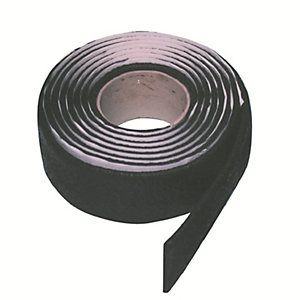 Winn & Coales Densostrip Rubber Bitumen Sealing Strip 12mm x 80mm x 6m