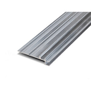 Quick Step Impressive Incizo 2.15m Aluminium Sub-profile for Stairs NEINCPBASE8
