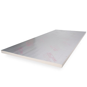 Celotex GA4050 General Application Insulation Board 50mm x 1200mm x 2400mm (2.88m²/Sheet)