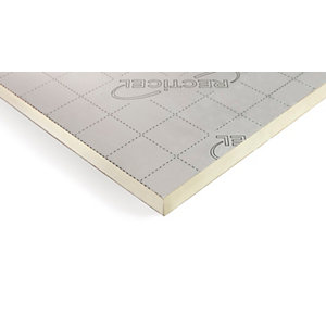 Recticel Eurothane Eurodeck Insulation Board 1200 x 2400 x 110mm