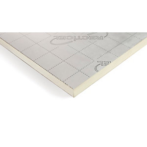 Recticel Eurothane Gp Insulation Board 2400 x 1200 x 110mm