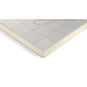 Recticel Eurowall Cavity Insulation Board 1200 x 450 x 75mm
