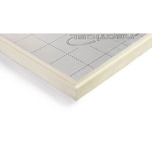 Recticel Eurowall+ Insulation Board 1200 x 450 x 90mm
