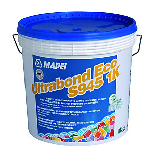 Mapei Ultrabond Eco S945 1K Polymer Flooring Adhesive 15kg