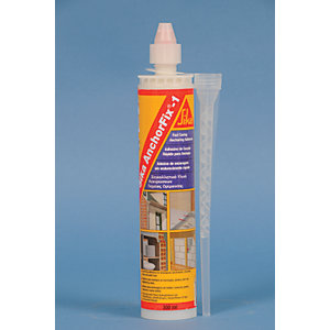 Sika Anchorfix 1 Epoxy Resin 300ml