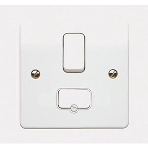 MK 13A Fused Connection Unit Flex Outlet