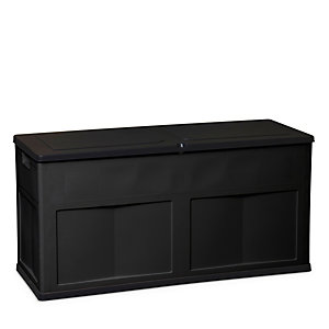 Garden Storage Box - 320 Litre Black