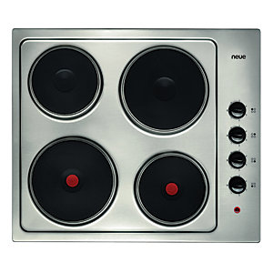 Neue Oven Hood & Electric Hob Pack