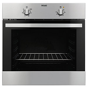 Neue Single Conventional Oven Stainless Steel - SCO1SS