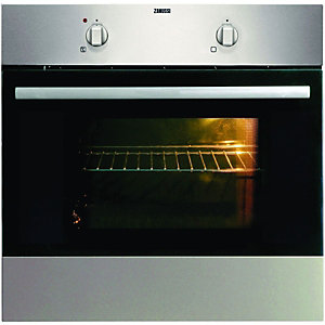 Zanussi ZOB140X Conventional Oven Stainless Steel
