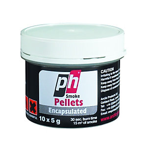 Ph Encapsulated Smoke Pellets 10 x 5gM