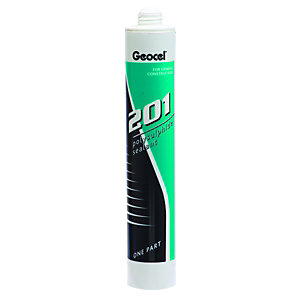 Geocel 201 Polymer Sealant White 380ml