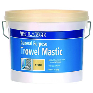 Vallance Trowel Mastic Red 10kg