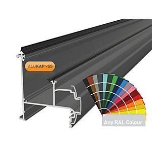 Alukap-SS Wall & Eaves Beam 4.8m PC-(Any RAL Colour)