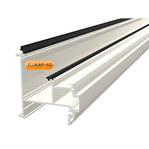 Alukap-SS Wall & Eaves Beam 6.0m White