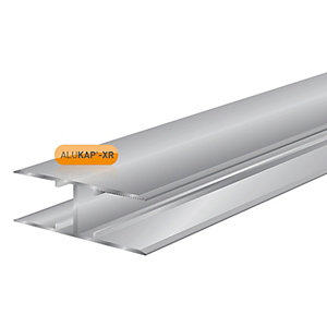 Alukap-XR 16mm Aluminium H Section 3m