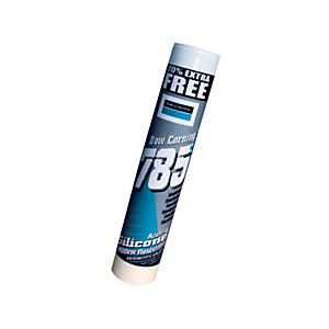 Dow Corning 785 Sanitary Sealant Clear 350ml - 20% Extra