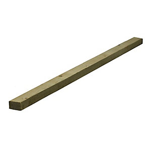 Graded BS5534 Pressure Treated Timber Roofing Batten 25mm x 38mm