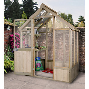 Vale Pressure Greenhouse 1829mm x 1219mm