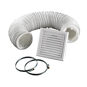 HiB Ventilation Accessory Kit White