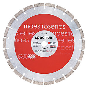 Spectrum General Purpose Segmented Diamond Blade TC10 22.2mm
