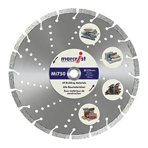 Wet/Dry Fast Universal Cut Blade 300mm x 20mm