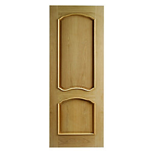 Hardwood Oak Louis Internal Door