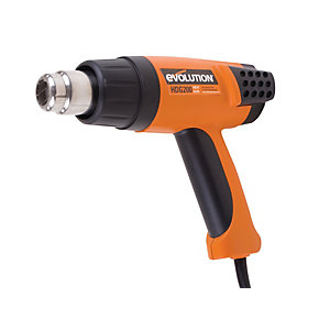 Evolution Variable Control Digital Heat Gun 240V HDG2002