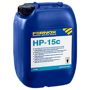 Fernox HP15C Air/Ground Source Heat Transfer Fluid Concentrate 25L 59003