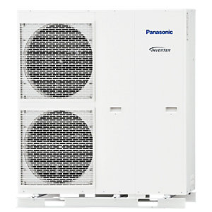 Panasonic WHMXF12D6E5 Aquarea T-cap Heat Monobloc Single Phase 12kW