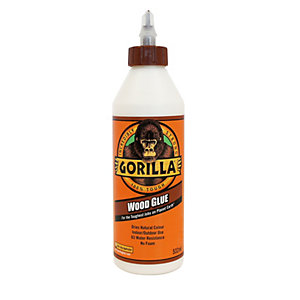 Gorilla Wood Glue 532ml PVA Internal & External