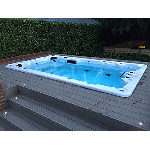 Canadian Spa Company 13ft Endless Current Swim Spa