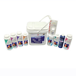 Canadian Spa Company Deluxe Hot Tub/Spa Chemical Kit