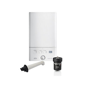 Ideal Esprit Eco 30kW Combi Gas Boiler ERP Pack