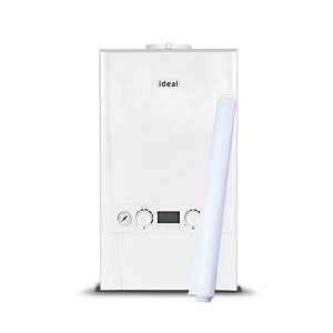 Ideal Logic+ 15kW ERP System Boiler & Flue Packs