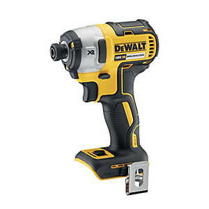 DeWalt XR 18V Cordless 3 Speed Brushless Li-Ion Impact Driver Wrench - Body Only DCF887N-XJ