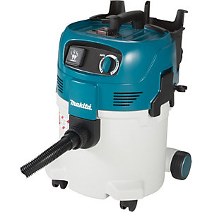Makita 110V Corded Dust Extractor M-class 30L VC3012M/1