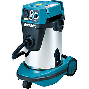 Makita 240V Corded Dust Extractor H-class 32L VC3211HX1/2
