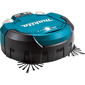 Makita Brushless Robotic Vacuum Cleaner Body Only DRC200Z