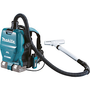 Makita Twin 18V Brushless Backpack Vacuum Cleaner Body Only DVC260Z