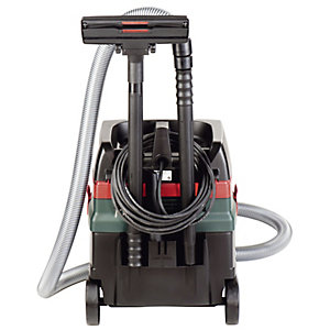 Metabo Asr 25 L Sc Wet and Dry Vacuum Cleaner (Dust Class L)