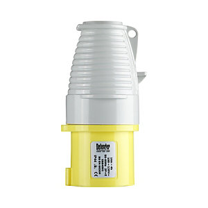 Birchwood Defender Yellow 16A 110V Plug