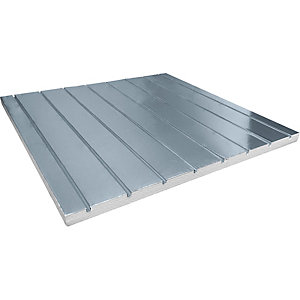 Neo-foil Suspended Floor Grooved Insulation Panel
