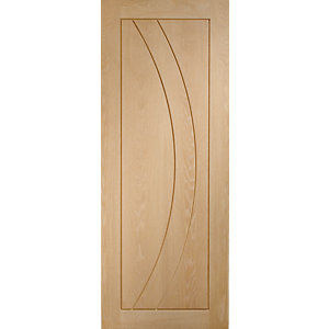 Internal Oak Pre-finished Salerno Door