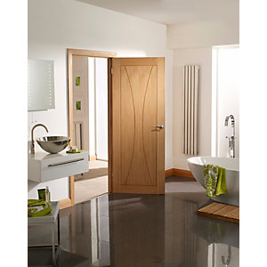 Internal Oak Veneer Verona Door