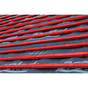 John Brash BS5534 Red Graded Treated Timber Roofing Batten 25mm x 50mm