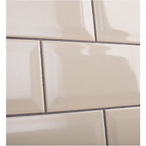 Johnson Tiles Bevel Brick Gloss