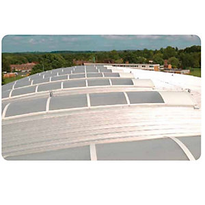 MW5R Rooflight to Cold Rolled Steel Fixing (Poppy Red)